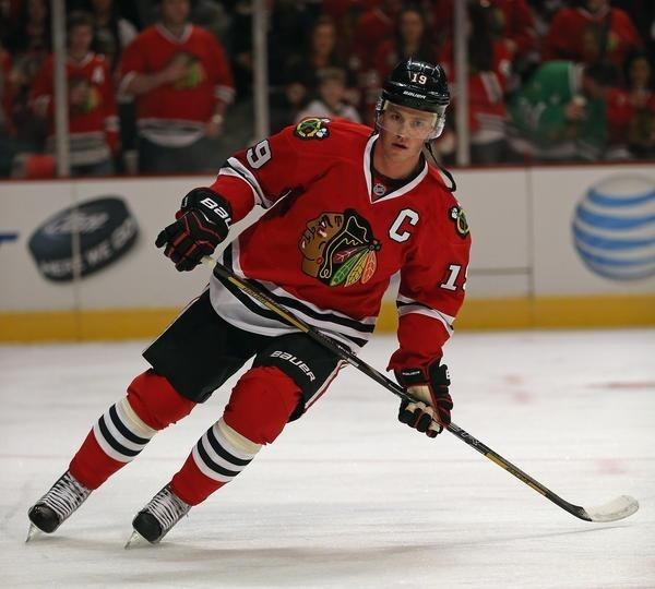 #hashtag Jonathan Toews #Blackhawks #hockey