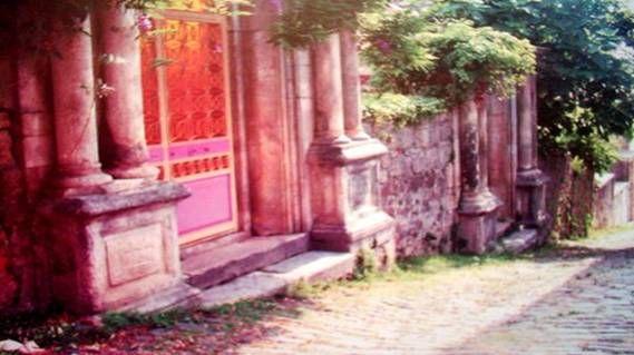 ÜNYE TARİHİ YERLERİ VE YAPILARI - yesilcennetunye - Blogcu.comKadılar Yokuşunda evlerin taş oymalı giriş kapıları