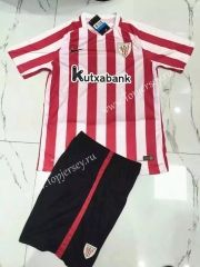 2016-17 Athletic Bilbao Home Red Soccer Uniform