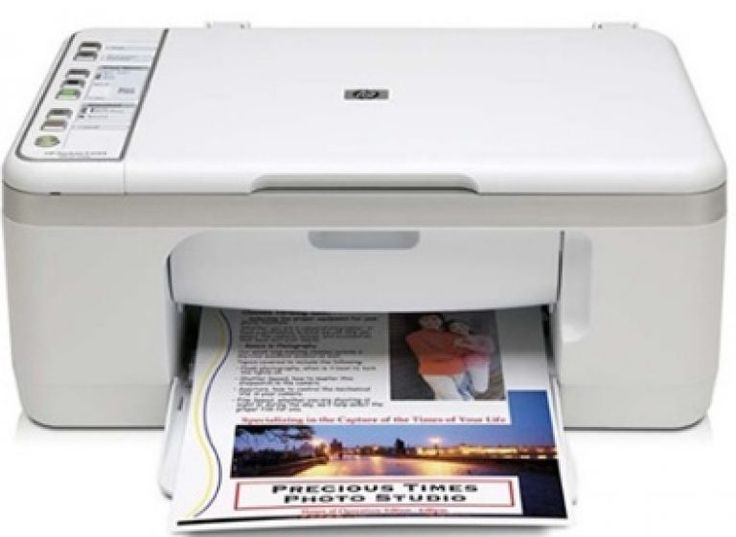 Top Printer Drivers HP Deskjet F4194 For All In one