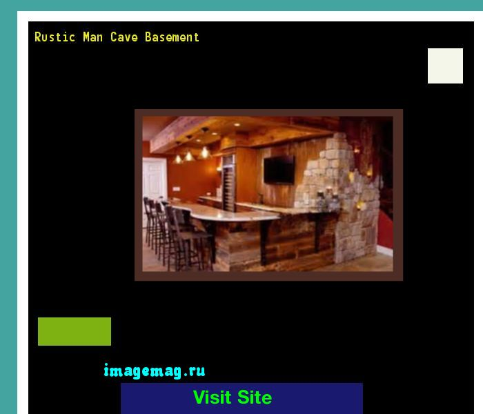 Rustic Man Cave Basement 073244 - The Best Image Search