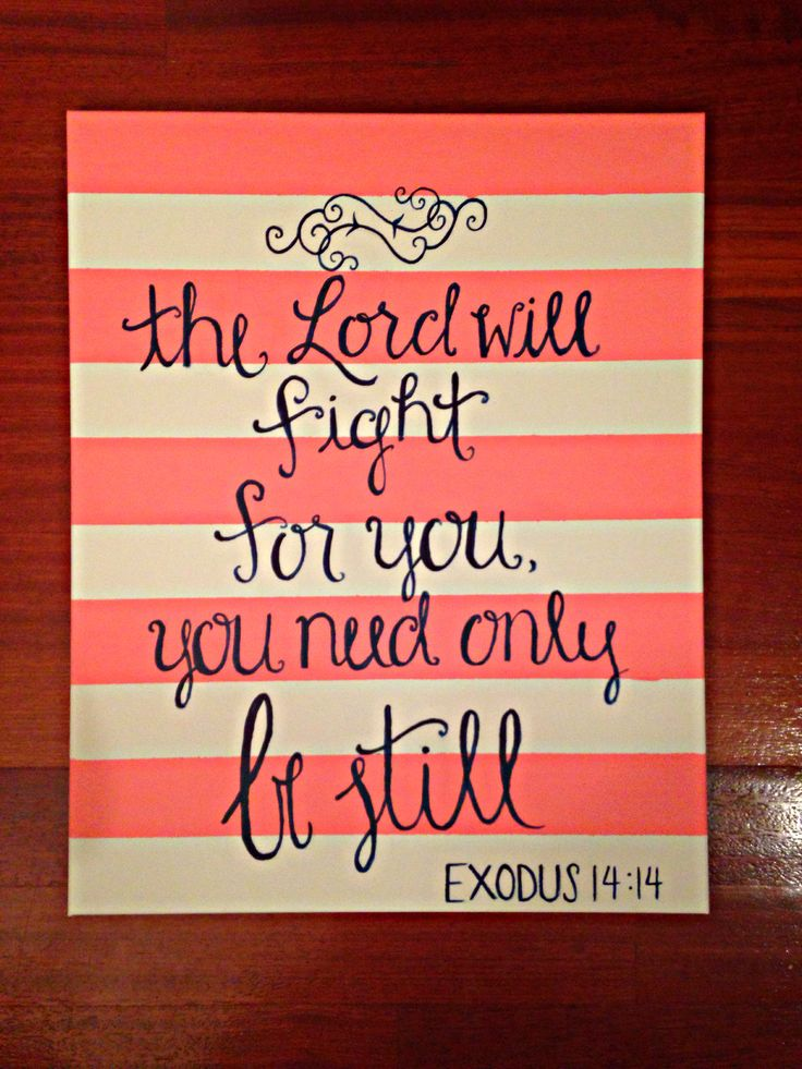 Best 25 Scripture Canvas Ideas On Pinterest Canvas