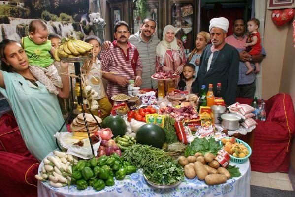 Groceries around the world
