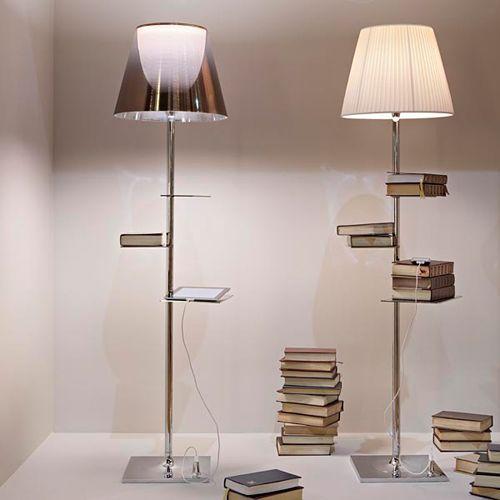 Retrouvez le lampadaire Bibliothèque Nationale ici : http://www.uaredesign.com/lampadaire-bibliotheque-nationale-flos-tissu.html #flos #starck #lampadaire