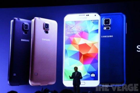 Samsung Galaxy S5 s-a lansat! Ecran de 5,1 inch, camera foto superba. Vezi specificatii complete on http://www.fashionlife.ro