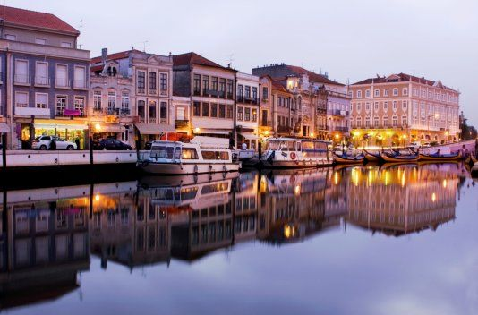 BUSCO UN CHOLLO - Descubre Aveiro, la Venecia Portuguesa