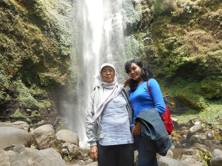 Coban Rondho Waterfall with my Mom #Malang #EastJava #Indonesia