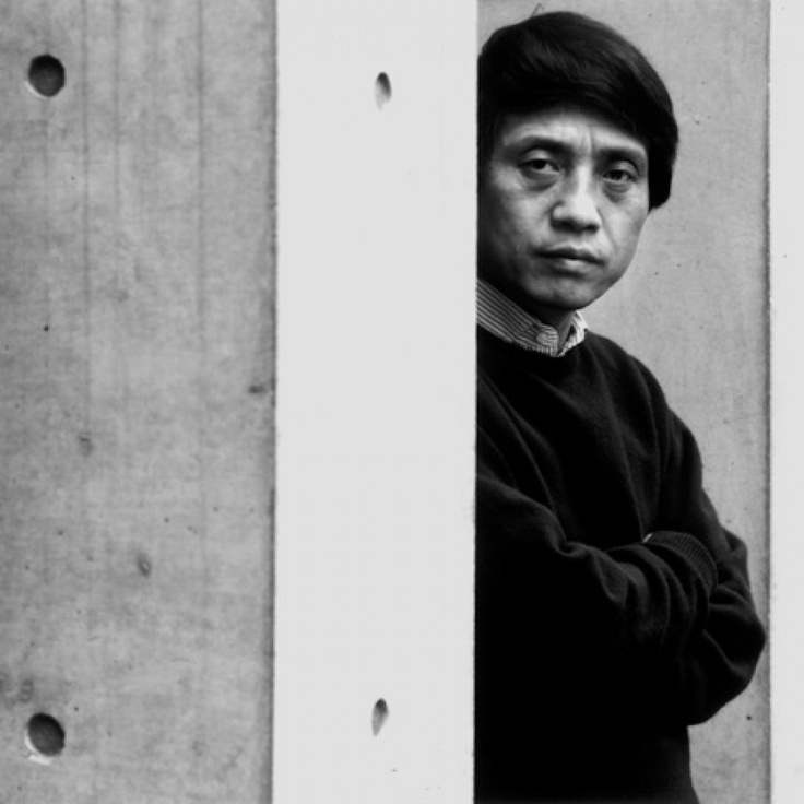 Tadao Ando: a synthesis of modern material and traditional Japanese sensibility