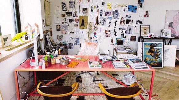 Jenna Lyons office 14