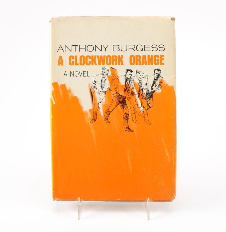 """A Clockwork Orange"" by Anthony Burgess"