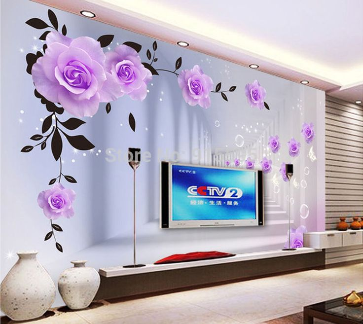 Cheap Wallpaper For Bedroom Walls, Buy Quality Wallpaper Disney Directly  From China Wallpaper Bathroom Suppliers: Custom Photo Wallpaper European  Stereo ...