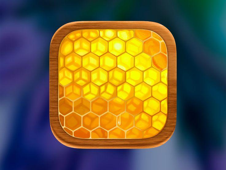 iOS7 Honey Icon