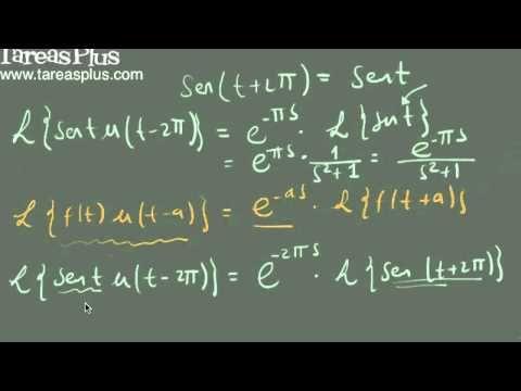 Forma alternativa segundo teorema de traslación