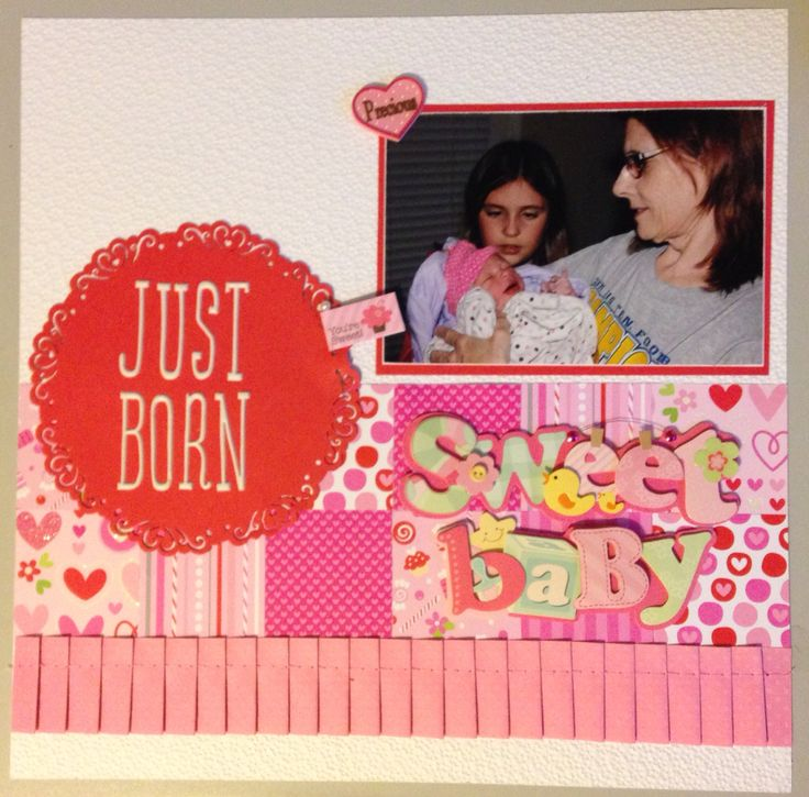 Paper by: Doodlebug Designs Inc - Sweet Cakes
