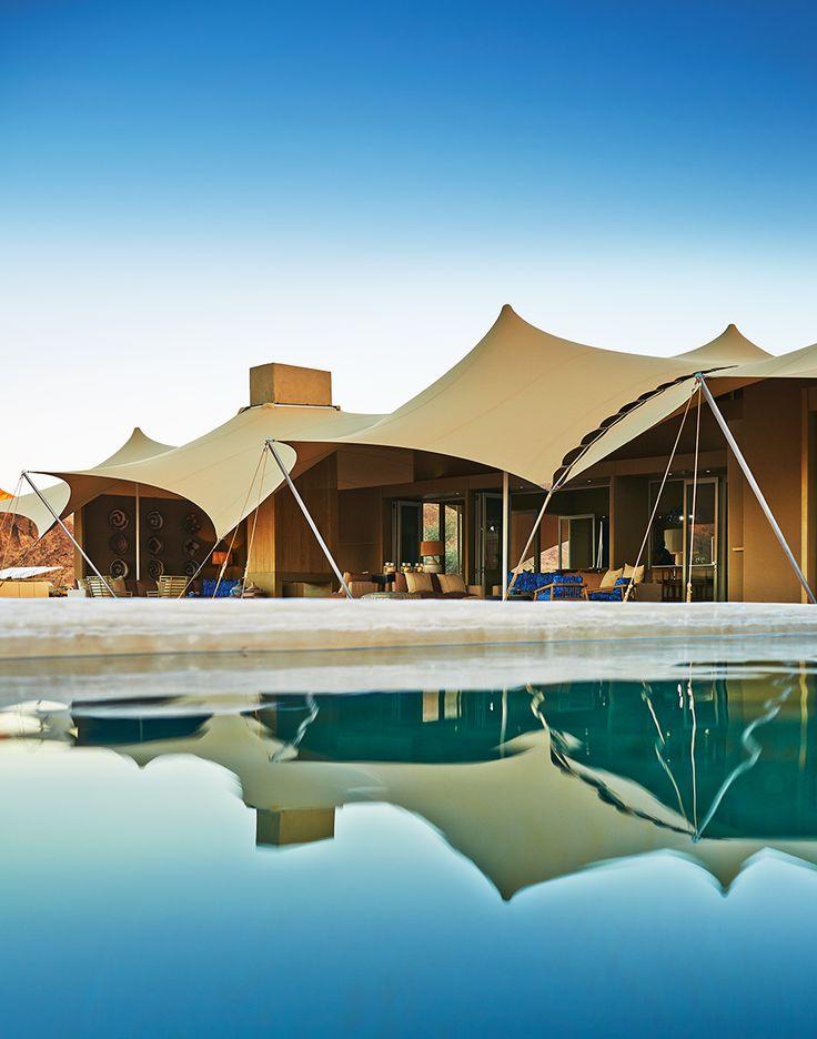 The Hoanib Camp in Namibia's Skeleton Coast