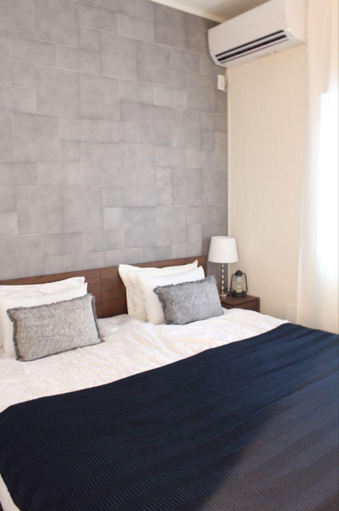 Web内覧会 ホテルライクな寝室に導入したハイテク家電 寝室