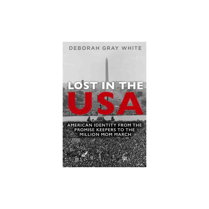 Lost in the USA : American Identity from the Promise Keepers to the Million Mom March (Hardcover)