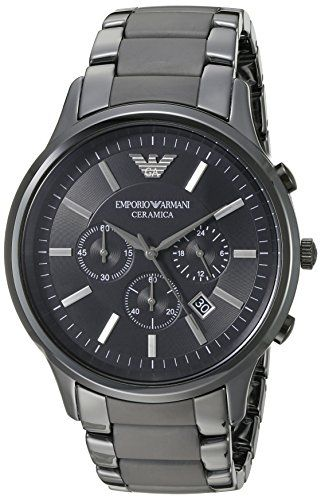 EMPORIO ARMANI - Men's Watches - ARMANI CERAMICO - Ref. AR1451  Price Β£176
