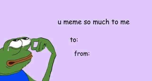 40 Valentine S Day Memes To Send To Your Partner This Year Ladnow Valentines Memes Funny Valentine Memes Valentines Day Memes