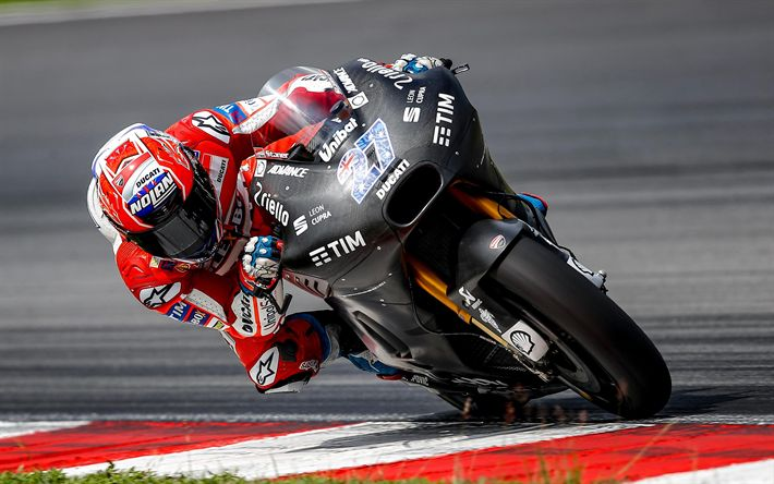 Download wallpapers Casey Stoner, Australian motorcycle racer, MotoGP, Ducati Alice Team