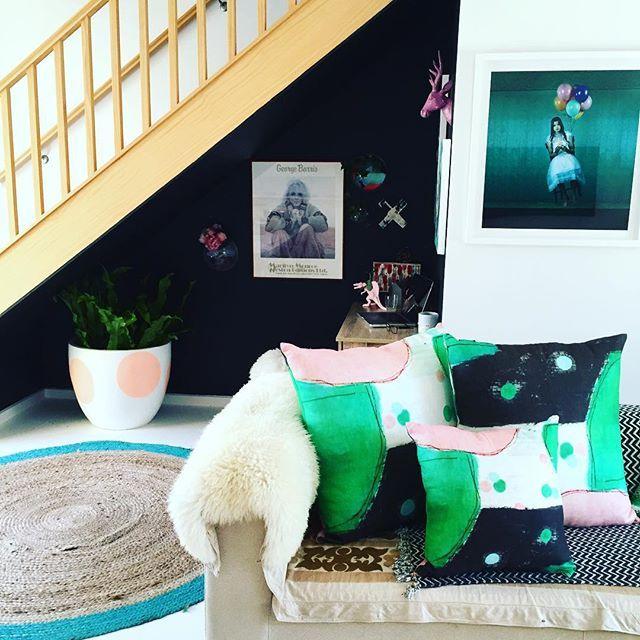 Clare O'Donoghue Ola Cushions