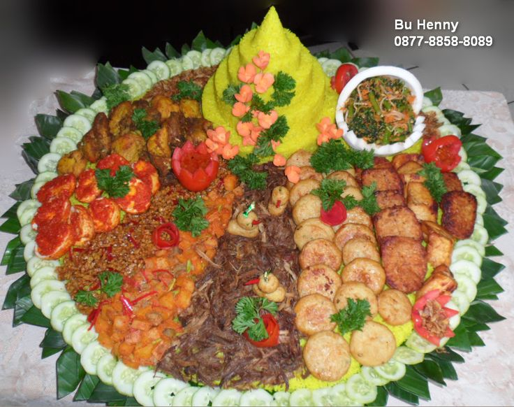 0877-8858-8089 Nasi Tumpeng Enak Jakarta Bu Henny