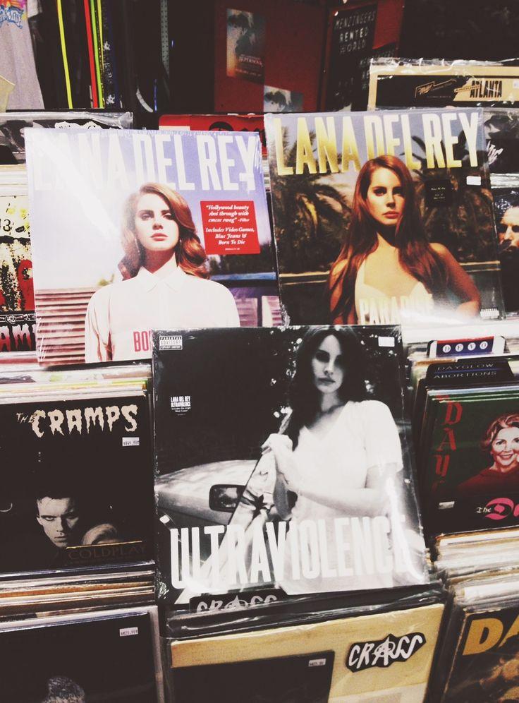 Lana Del Rey #LDR #vinyl