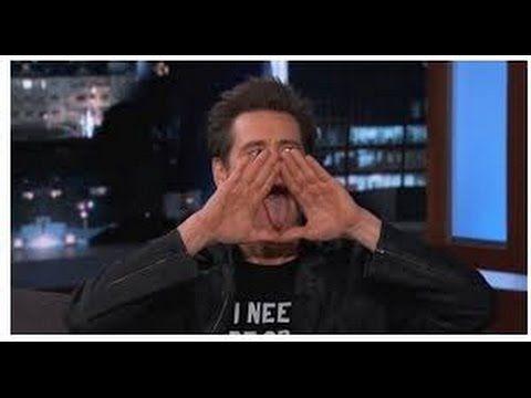 JIm Carrey Anuncia Existencia de los Illuminatis como venganza asesinan a su novia - YouTube