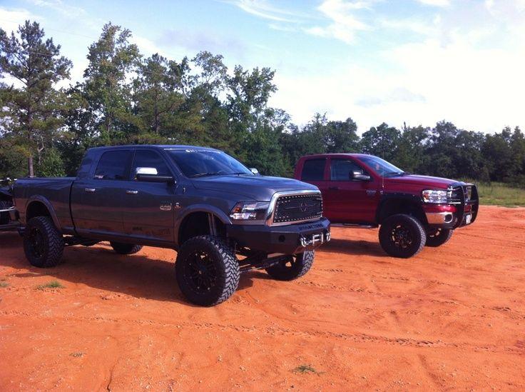 Dodge Ram Cummins Diesel Trucks