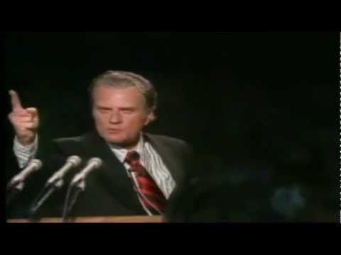 A Powerful Sermon On The Saving Blood Of Jesus Christ by Dr. Billy Graham