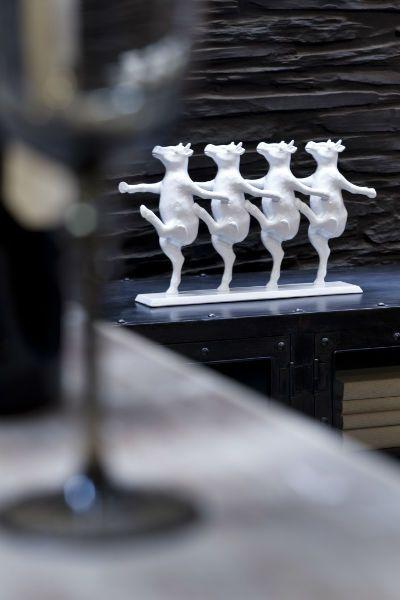 Επιτραπέζιο Διακοσμητικό Dancing Cows