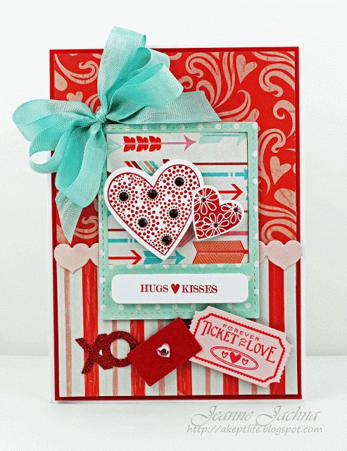 valentine card craft kits
