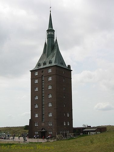 Wangerooge lighthouse