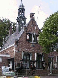 Vlaardingen Ambacht Nu Archief gehuisvest.Vlaardingen The Netherlands