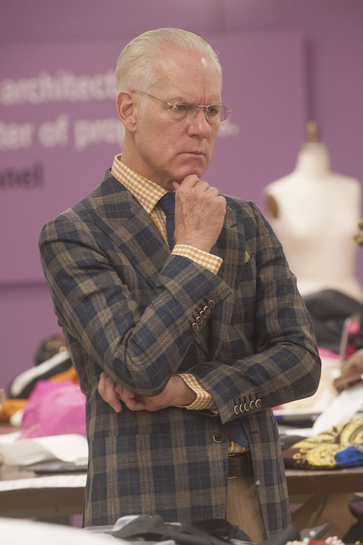 Tim Gunn on Why He'd Never Compete on Project Runway