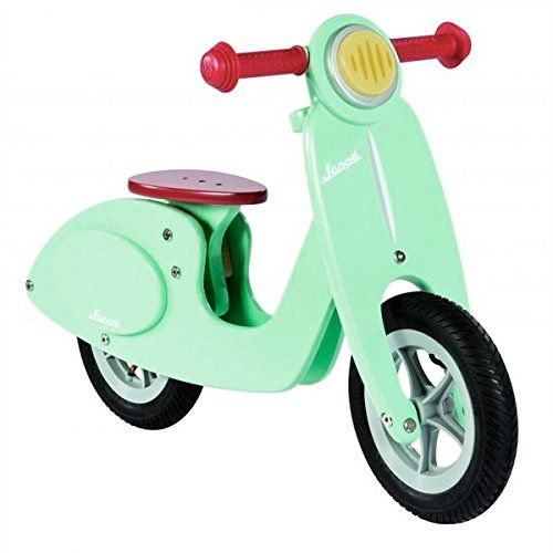 Janod Scooter Mint Balance Bike Ride On, Mint Janod http://www.amazon.com/dp/B004MMFBBA/ref=cm_sw_r_pi_dp_GZt1vb1J63E7Q