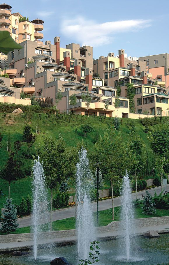 Dikmen district of Ankara