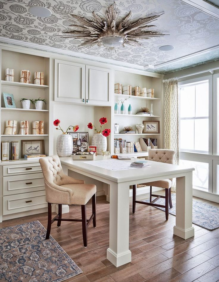 Best 25 traditional home offices ideas on pinterest for Wallpaper traditional home