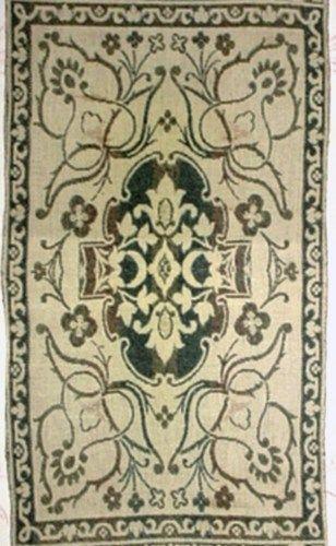 Vintage Tapestry Table Runner Arts & Crafts Transitional Design