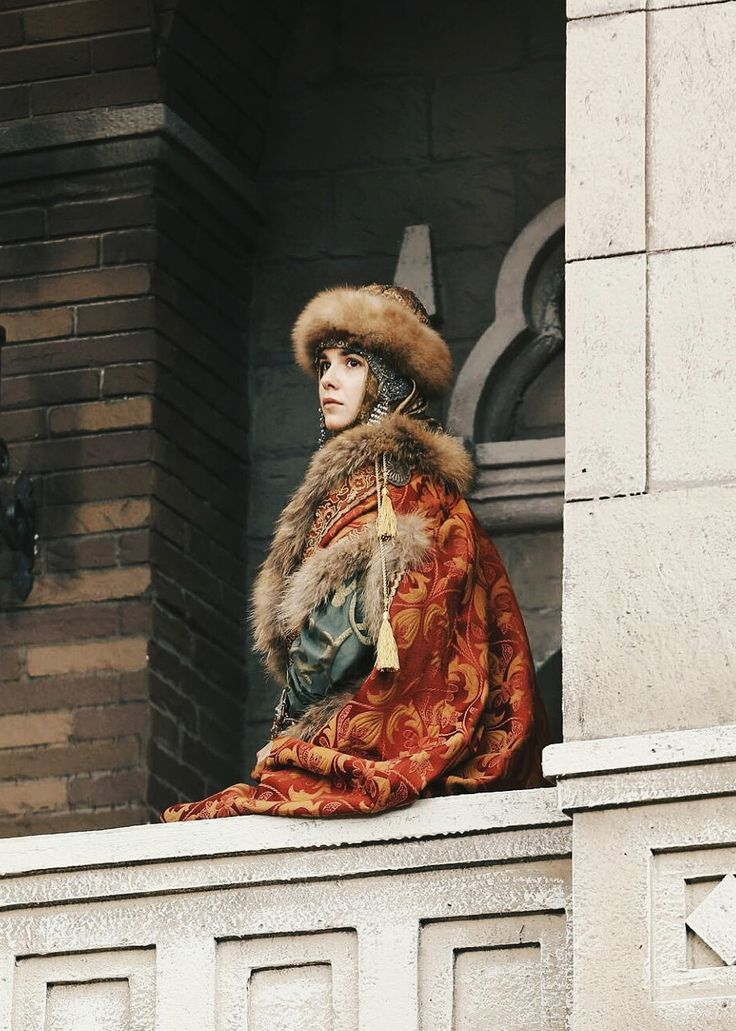 """Sophia (2016) tv series. Mariya Andreyeva as Sophia Palaiologina, wife of Grand Prince Ivan III of Moscow. Premiere: November 28, 2016 [official website] """