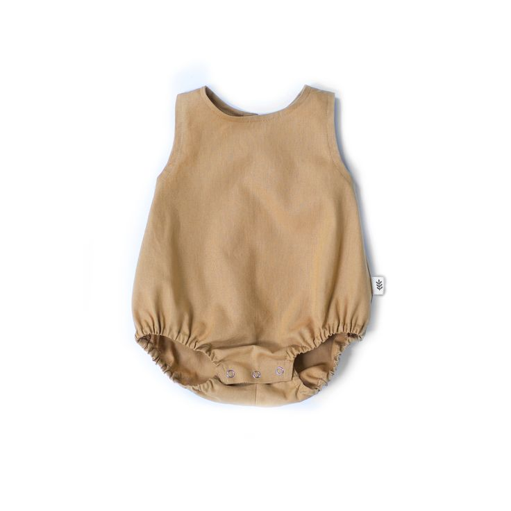 The cutest romper for baby!
