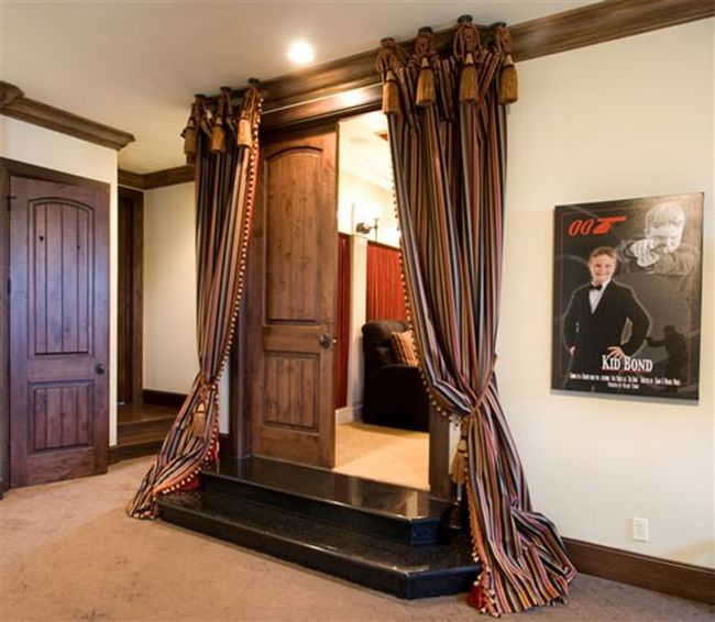14 best Home Theater images on Pinterest | Home theaters, Home ... Home Theater Design Ideas With Red Curtain on red bedroom design ideas, home theater entrance ideas, home theater layout ideas, red interior design ideas, home theater wiring ideas, red garage design ideas, red room design ideas, red bathroom design ideas, red fireplace design ideas, red office design ideas, home movie theater ideas,