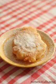 Czarnogóra: Ustipci - racuchy z jabłkiem