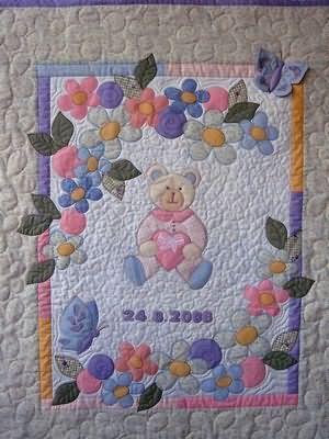 Вязаные детские одеяла своими руками
