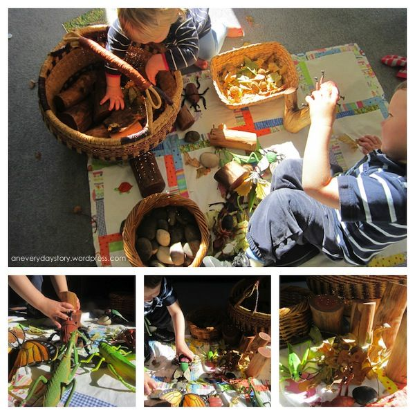 getting started with reggio via an every day story