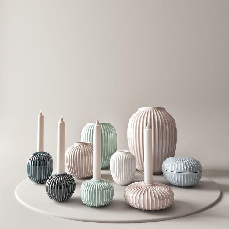Kahler / #Hammershøi vase / 3d model #Kähler