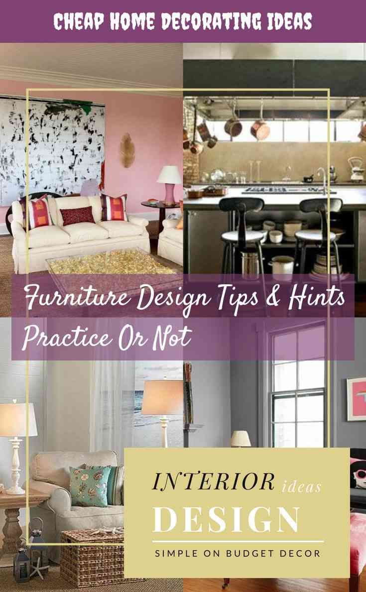 Easy Steps On How To Save Money In DIY Interior Design