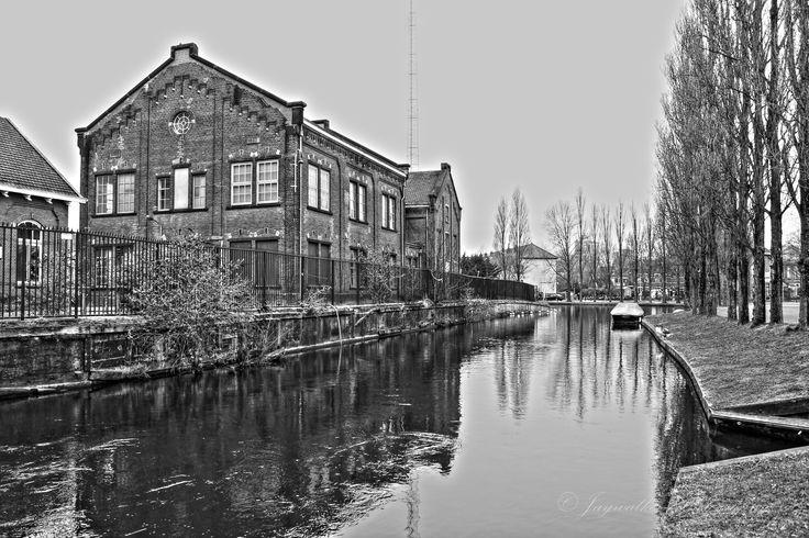 Factory Leiden