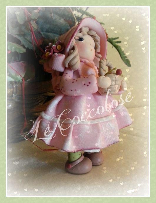 Bambole porcellana fredda- Polymer clay-Porcelana fria