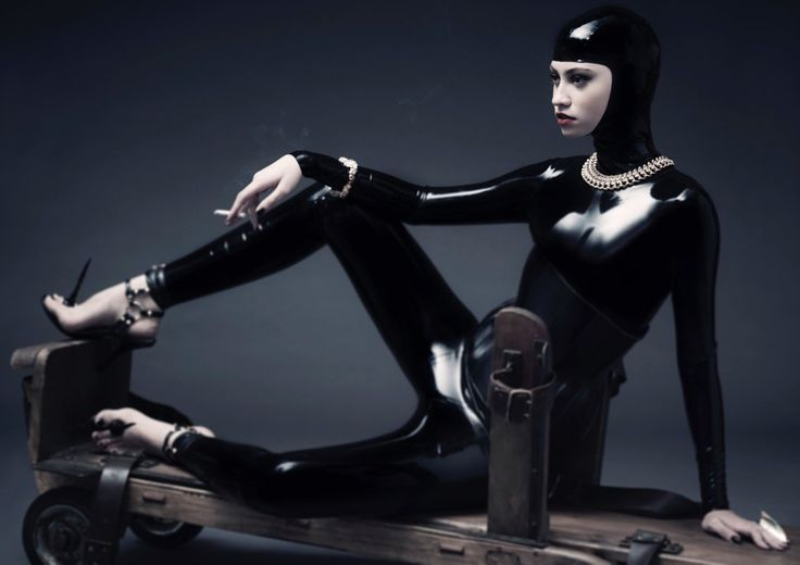 482 Best Editorial Leather Latex Photography To Inspire Images On Pinterest